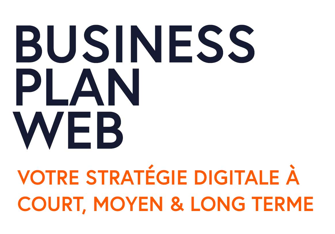 Stratégie web marketing - Business plan web